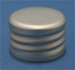 28mm 410 Smooth Aluminium Cap with epe liner