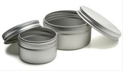 Aluminium Jar Range extended to include 9 sizes available direct from stock