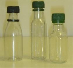 New range of PET miniature bottles