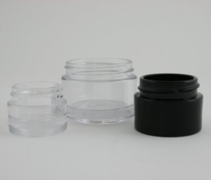 Recycled PETG Jars
