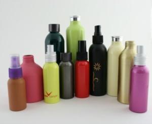 New Range of Aluminium Bottles