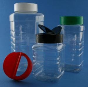 Extended Range of Square Gripper Jars in PET