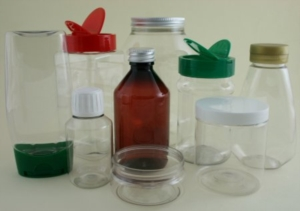 BRC Approved PET Jars and Bottles from stock