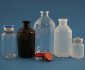 Large Range of Injection Vials in Multiple Materials