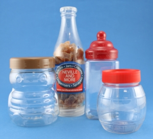 Novelty PET bottles are all the rage