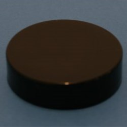 100mm 400 Black Smooth Cap with epe liner